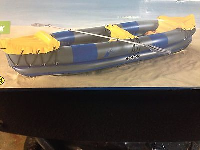 two  man inflatable kayake. brand never been out the box.