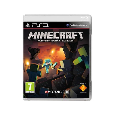 Sony PS3 MINECRAFT