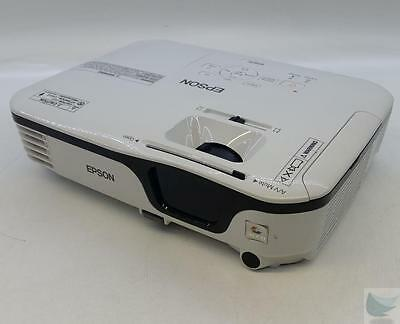 Epson H533A EX3212 3LCD HDMI Projector with Accessories and 29 Lamp Hours