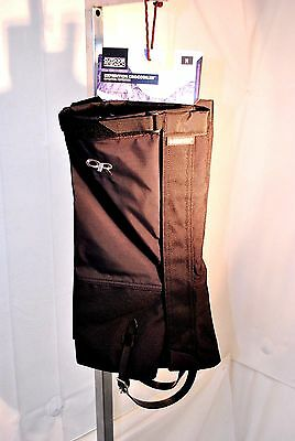 NEW Outdoor Research Expedition Crocodiles Gaiters, size Md