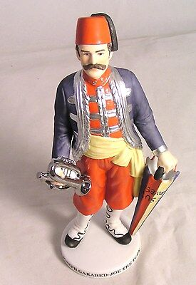 "Salvation Army - ""JOE THE TURK"" FIGURINE - NEW IN BOX - LIMITED EDITION #580"