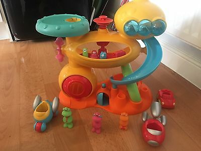 Happyland Space Station