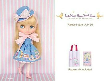 NEW CWC Neo Blythe Limited Junie moom home sweet home Japan