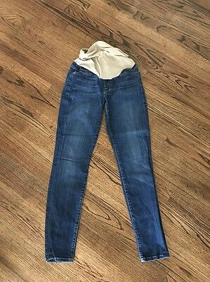 GUC 7 For all Mankind Maternity Skinny Jeans Sz. 29