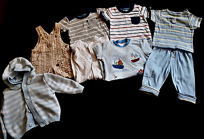 Baby Boys 0 to 3 months Clothing Next M&S etc