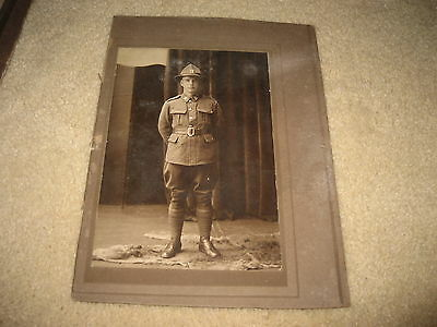 WW1 New Zealand Expeditionary Force Photograph