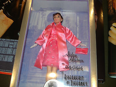 SEALED MATTEL 1998 Audrey Hepburn Barbie BREAKFAST AT TIFFANY'S Classic Edition