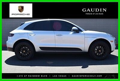 2015 Porsche Macan S 2015 S Used Certified Turbo 3L V6 24V AWD SUV Premium Bose