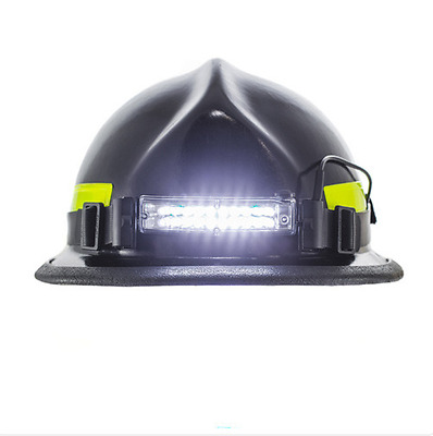 FoxFury Command 20 Fire Tilt Firefighter Helmet Light