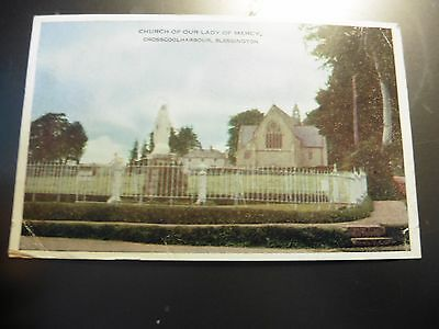 Vintage Postcard Church Of Our Lady -Crosscool Harbour -Blessington Ireland