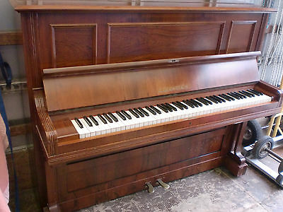 BECSTEIN  piano, over strung ROSEWOOD   £1295 ***CAN DELIVER*FREE LOCAL***