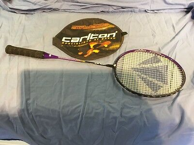 Carlton Air blade Power Badminton Racket Specialist At Speed With Case Cover