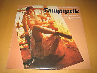 Emmanuelle Vinyl Soundtrack Album Music By Pierre Bachelet