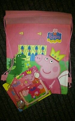Joblot Gift set new purse and watch and bag with string straps