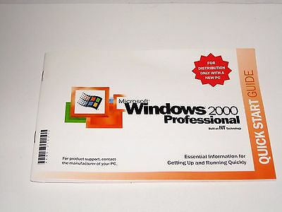 Microsoft Windows 2000 Professional  (Includes Service Pack 3) for Windows