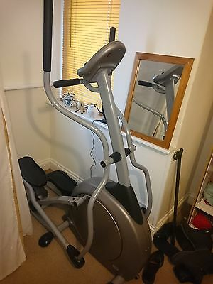 Vision Fitness Cross trainer elliptical x1500