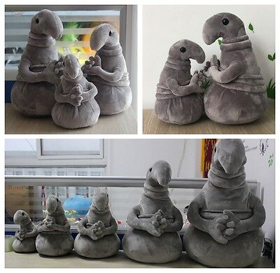 Gray Tubby Blob Waiting Alien Monster Zhdun Snorp Plush Meme Plush Doll Toys