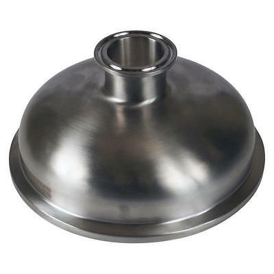 Bowl Reducer | Tri Clamp/Clover 6 inch x 1.5 (1 1/2) - Sanitary SS304 (2 Pack)