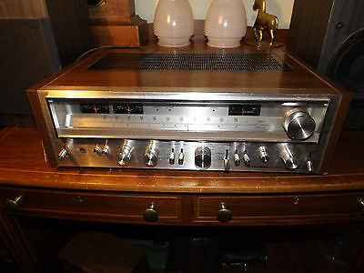1970s Pioneer SX-780 2 Channel 45 Watt AM/FM Stereo Receiver Tested Plays Great!