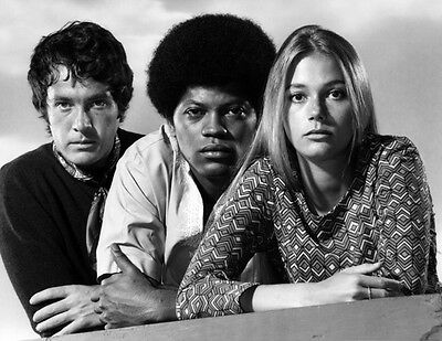 RARE 16mm TV: THE MOD SQUAD (SHOCKWAVE) ONE HOUR