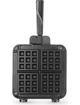 Nordic Ware Cast Iron Stovetop Belgian Waffle Maker as sold at Selfridges £65
