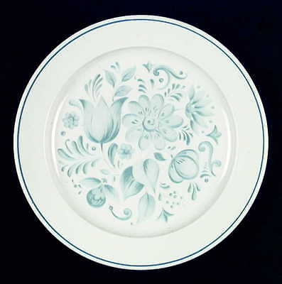 Taylor Smith & Taylor BLUE DELFT (WIDE RIM) Dinner Plate S726465G3