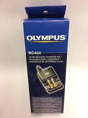 Olympus BC400 Ni-MH Battery Charger Kit