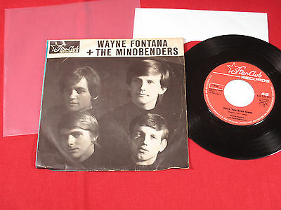 Wayne Fontana & The Mindbenders GAME OF LOVE / SINCE YOU - 7'' Single Star-Club