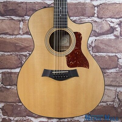 2005 Taylor 354ce 12 String Grand Auditorium Acoustic Electric Guitar w/OHSC