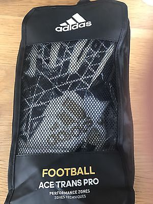 Adidas Ace Trans Pro Goalkeeper Gloves 8.5 Brand New