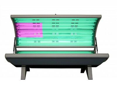 Esb Home Tanning Bed Elite 16 Bulb Free Shipping