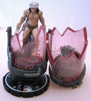 Weapon X - Marvel - Captain America HeroClix #059 Chase