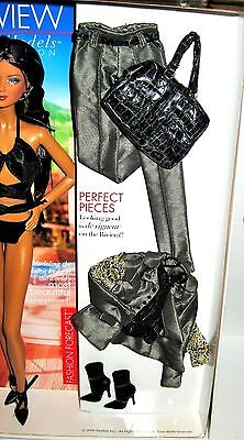Best Models on Location Monte Carlo Barbie Doll Suit, Handbag and Boots for OOAK
