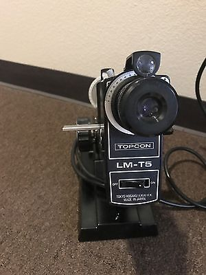 Topcon LM-T5 Lensmeter
