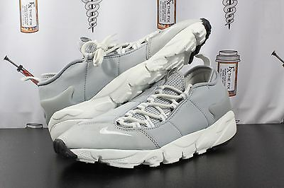 Nike Air Footscape Nm Wolf Grey 9,10.5,11,12 Ds 852629 003