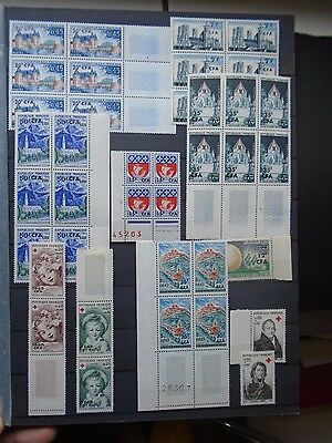 Very Fine Mint Never Hinged Lot France Cfa Reunion Vf        B616.20 Start 0.99$