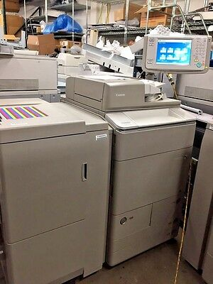 Canon  Imagerunner Advance C9270 Pro Color Copier, Stpl Fin.&lite Pod, Low Meter