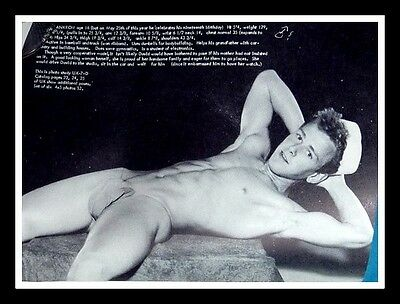 Physique Pictorial Vol14 No4 Male Semi Nude Tom of Finland Freshman Gay Interest