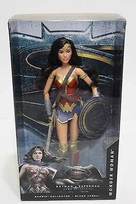 "BARBIE  ""WONDER WOMAN DOLL"" from ""DAWN OF JUSTICE"" movie!!"