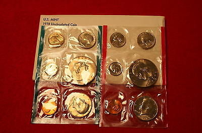 Mint Sets Special (1978 Mint Set) Low Combined Shipping