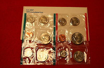 Mint Sets Special (1979 Mint Set) Low Combined Shipping