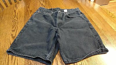 Men's Levis 550 Relaxed Shorts Size 34