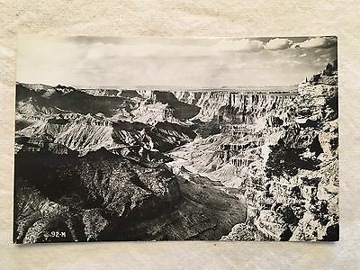 Vintage Glossy RPPC – Grand Canyon - UNUSED