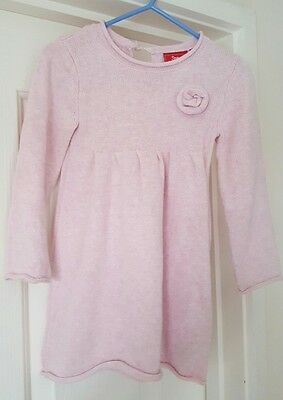 Sprout Girls size 2 Pink long sleeve dress/tunic