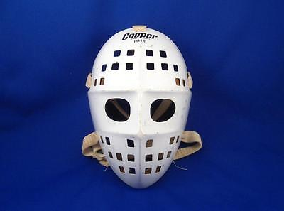 Vintage Cooper Hm 6 Senior Adult Hockey Goalie Mask