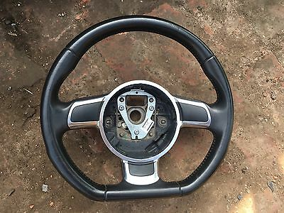 Audi A1 A3 A5 A6 S Line  Flat Bottom Steering Wheel Caddy Transporter