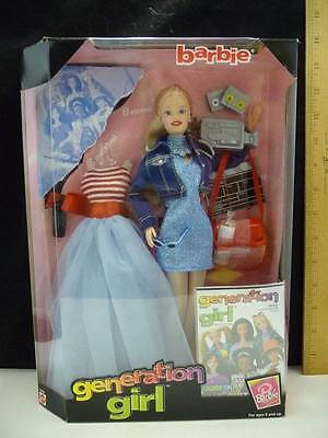 Barbie Generation Girl Drama Class Doll w/Accessories Unopened