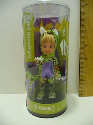Barbie Doll Kelly Club Special Edition Tommy Halloween Party Dragon New/Old Stoc