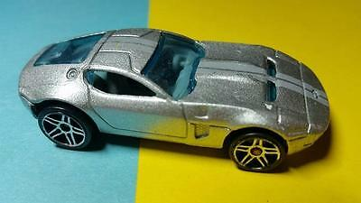 2005 Ford Shelby Gr-1 Concept - Silver - Hot Wheels 2005 - Die Cast 1:64
