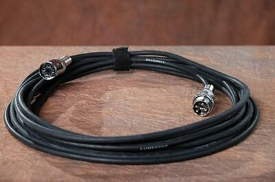 Lumedyne 20' Head Extension Cable Cord
